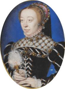 カトリーヌ・ド・メディシス(1519-1589)