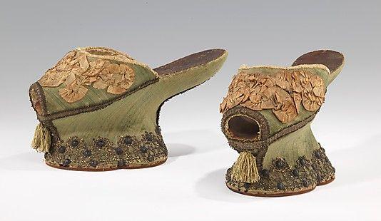 16-17世紀イタリアのチョピン / The Metropolitan Museum of Art