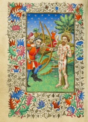 1430–40, Master of Sir John Fastolf. The J. Paul Getty Museum, Ms. 5, fol. 36v