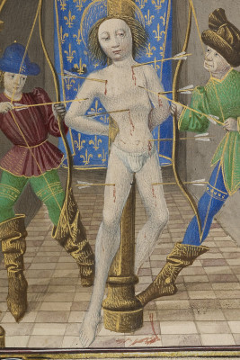 1466–1470. Master of Jacques of Luxembourg (French, active about 1460–1470). Paul Getty Museum,