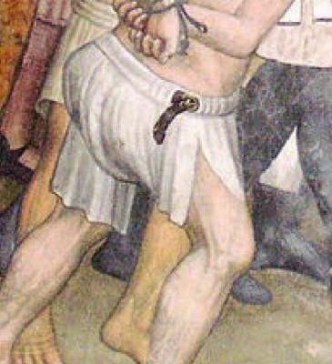 Giacomo Jaquerio From: Abbazia di Sant'Antonio di Ranverso, Buttigliera Alta, Italy, 1410