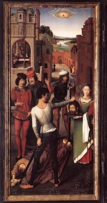 St John Altarpiece, Hans Memling