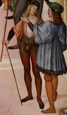Pinturicchio di Betto, Libreria Piccolomini, 1502-1507.