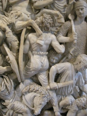 Ludovisi sarcophagus from https://commons.wikimedia.org/wiki/File:Grande_Ludovisi_sarcophagus_20.JPG