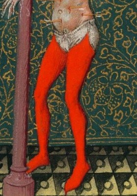 Cathrine of Cleves, St. Sebastian MS M.917, pp. 252–253