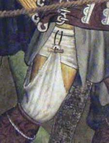 Giacomo Jaquerio, Abbazia di Sant'Antonio di Ranverso, Buttigliera Alta, Italy, 1410