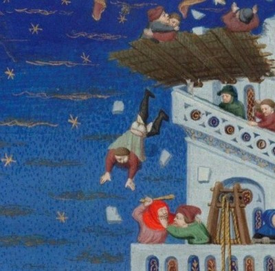 Bedford Hours, Add MS 18850, f.17v
