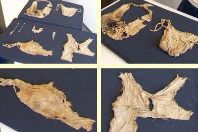 Longline bra' found at Lengberg Castle © Beatrix Nutz
