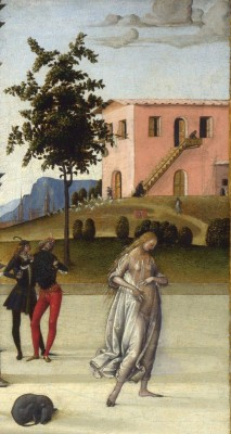 Decameron, Tenth tale (X, 10): The Story of Griselda, Part II: Exile., 1494