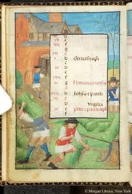 Book of Hours, MS S.7 fol. 6v