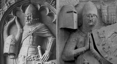from Burchard Von Steinberg, Hildsheim / from Grabmal des Albrecht von Hohenlohe
